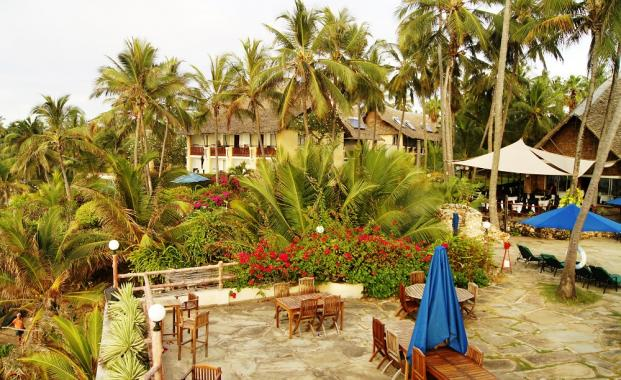 Urlaub Mombasa Bahari Beach Hotel
